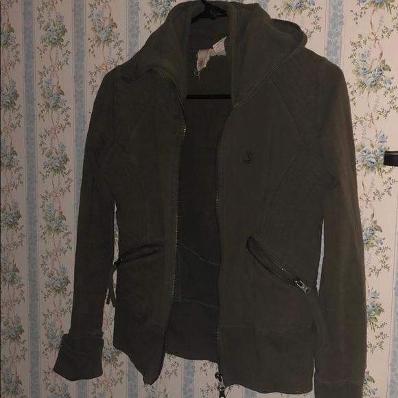 Element Jackets & Blazers - Element green jacket